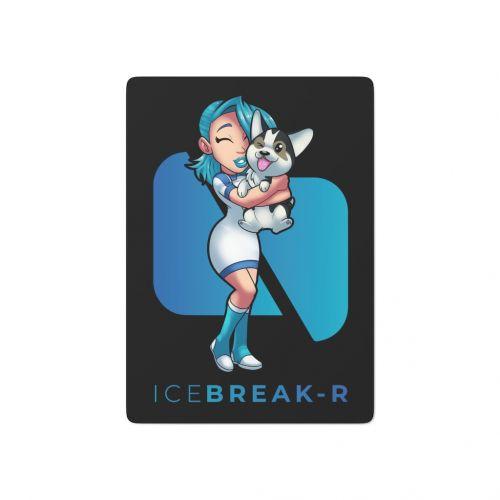 Icebreak-R Poker Cards